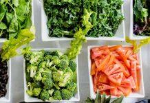 Senior zelenjava